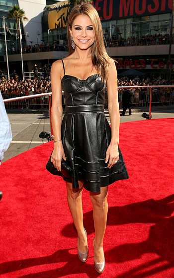 2012 Mtv Video Music Awards What The Stars Wore Leave